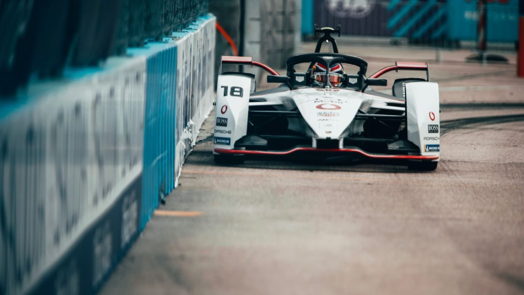 Video highlights from the six Formula E races in Berlin