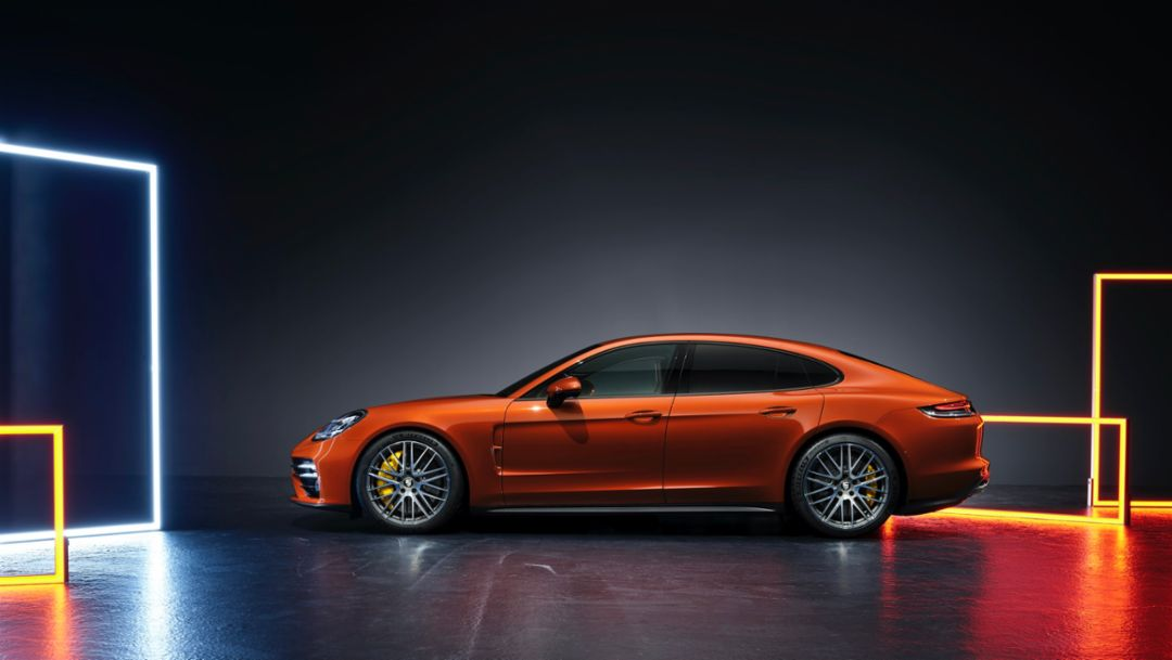 The new Panamera – Powertrain