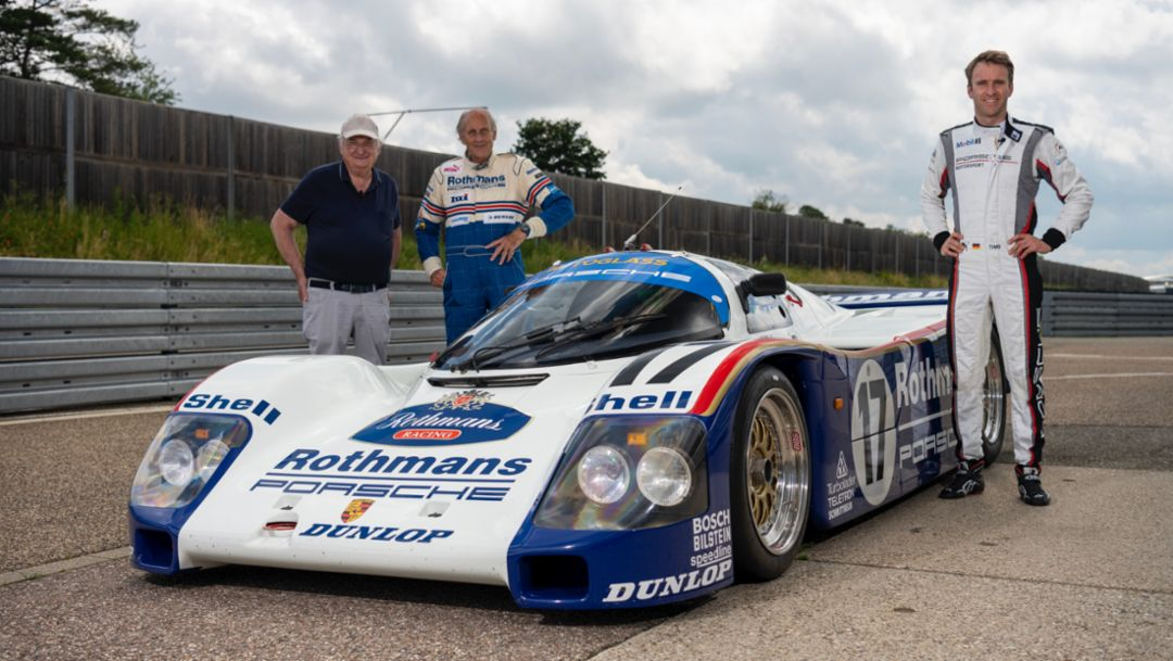 Hat trick after chase to catch up: the Porsche success story in Le Mans in 2017 - Image 7