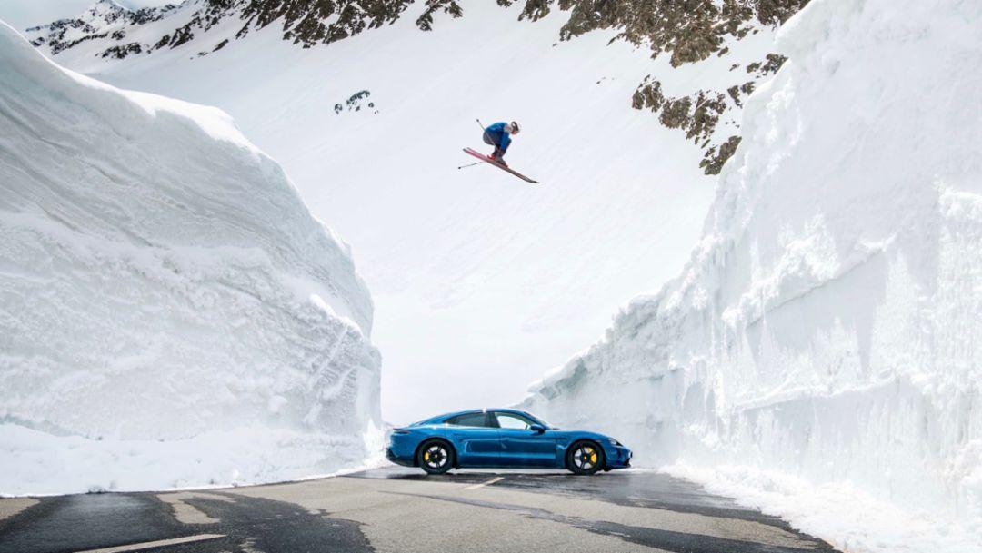 """Déjà Vu – Making of """"The Porsche Jump"""" - Image 5"""