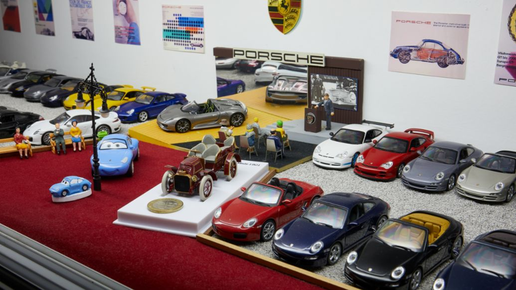 Collection of a Porsche fan, 2020, Porsche Ibérica