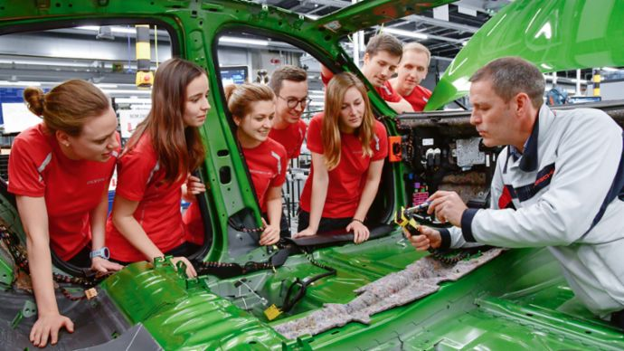 Internationales Traineeprogramm, 2020, Porsche AG
