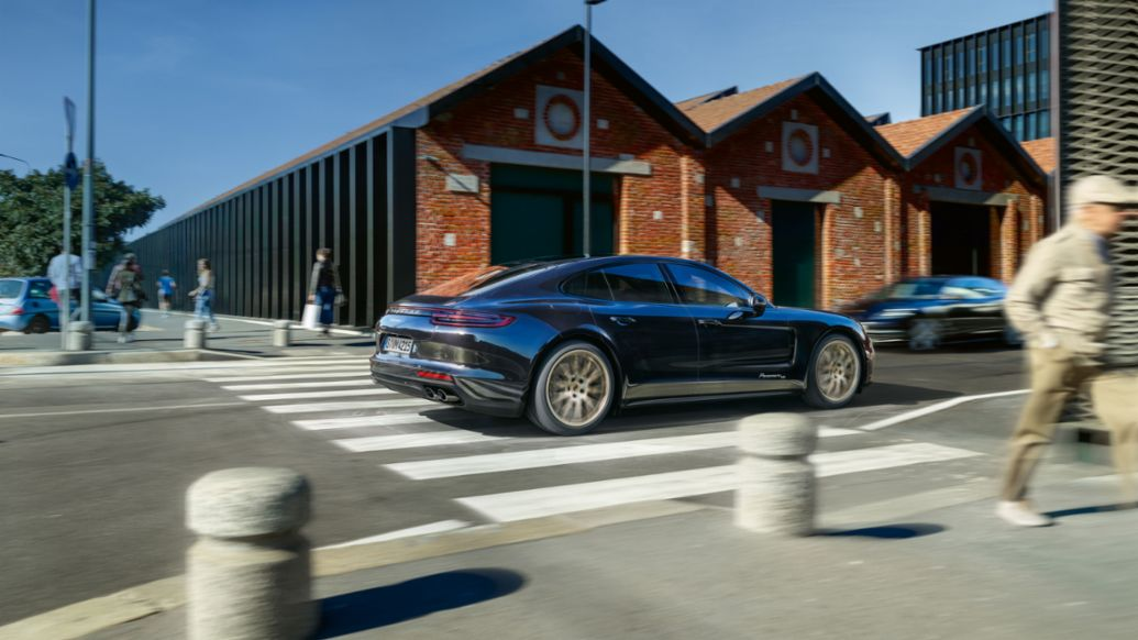 Panamera 4 10 Years Edition, 2020, Porsche AG