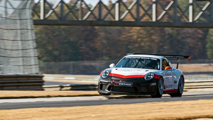 Porsche Young Driver Academy, 911 GT3 Cup, Barber Motorsports Park, 2019, PCNA