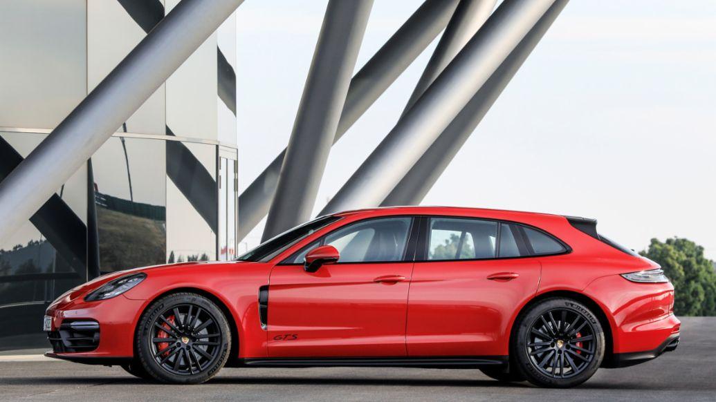 Panamera GTS Sport Turismo, 2020, Porsche AG