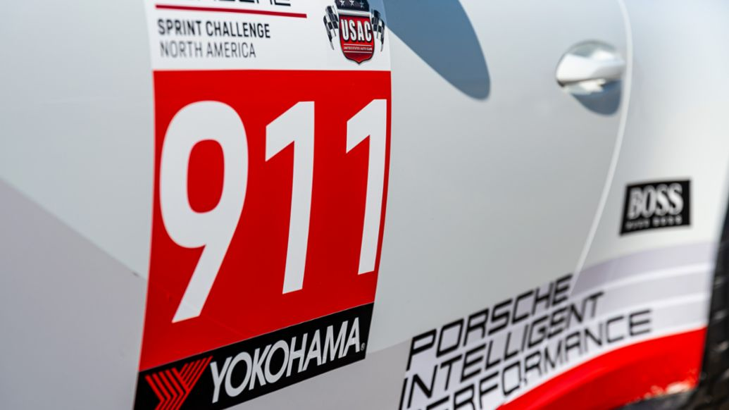 Porsche Sprint Challenge North America by Yokohama Unveil, 911 GT3 Cup, 2020, PCNA