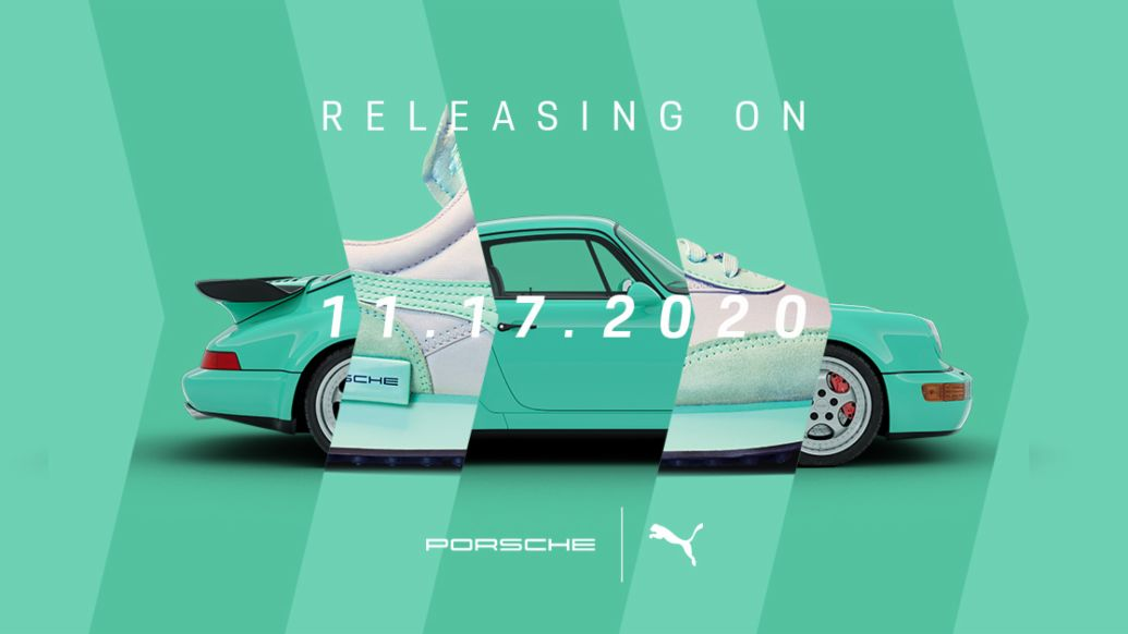 Porsche x PUMA
