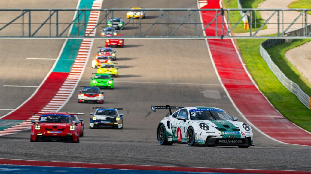 Porsche Carrera Cup North America, COTA, Austin, Texas, 2021, PCNA