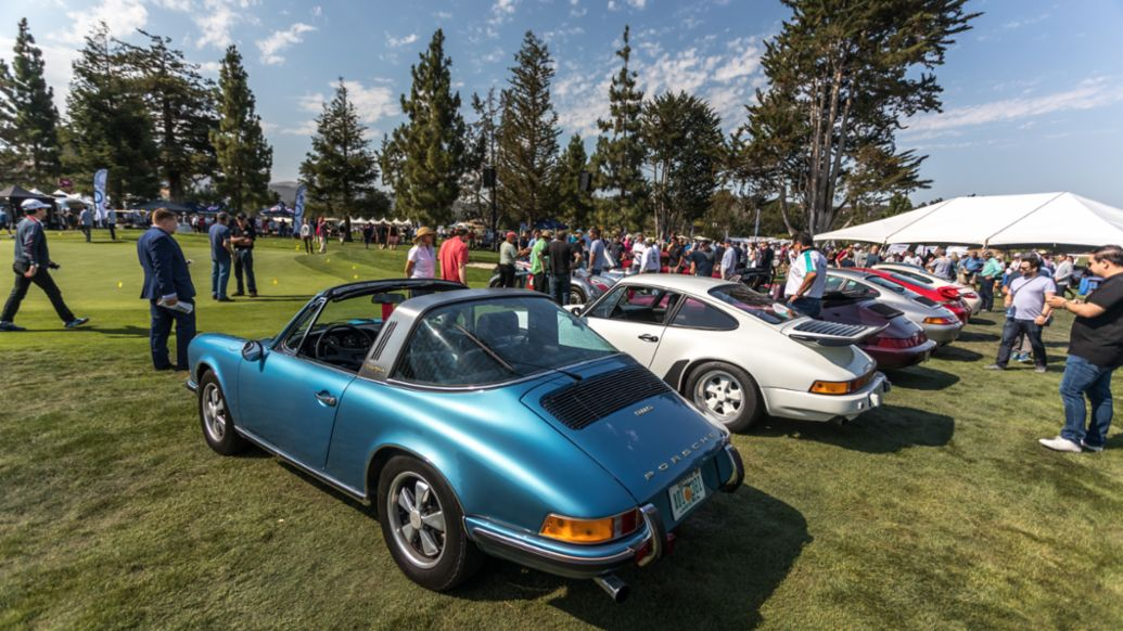 Porsche sports cars, 2021, PCNA
