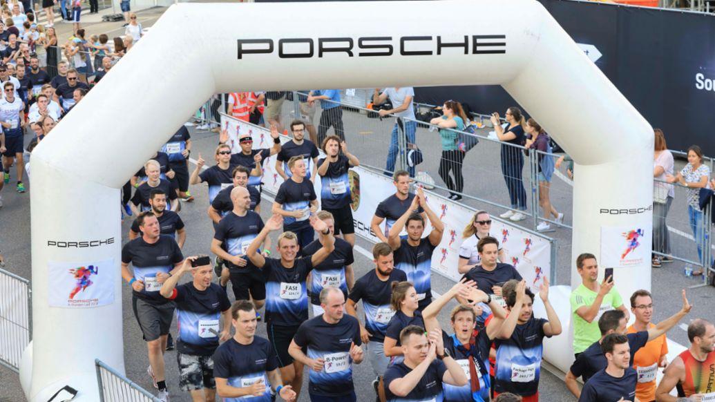 Porsche Virtual Run makes children's dreams come true - Image 2