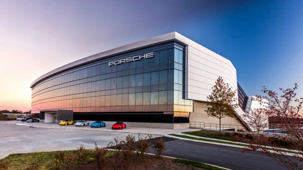 Porsche Cars North America, Atlanta, 2019, Porsche AG