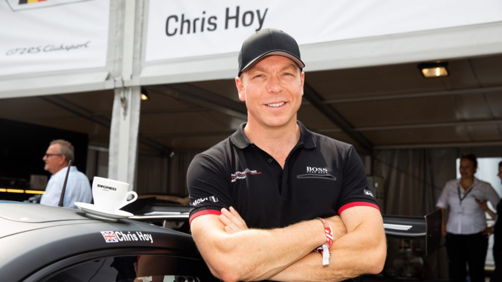 Chris Hoy, Porsche Motorsport GT2 Supersportscar Weekend, Spa-Francorchamps, 2019, Porsche AG