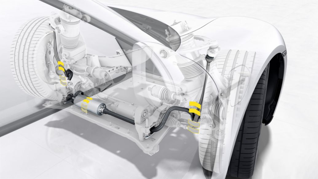 The Chassis Committed To Driving Dynamics
