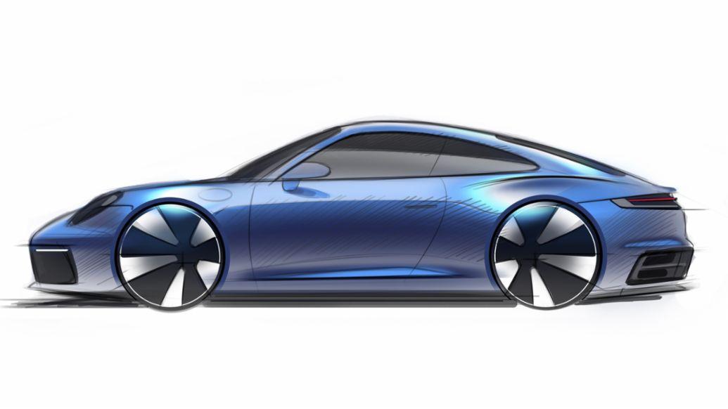 Getcreativewithporsche Automotive Design