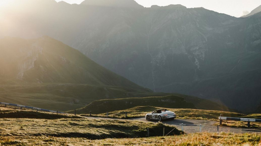 Soul-searching in the 911 Speedster - Image 2