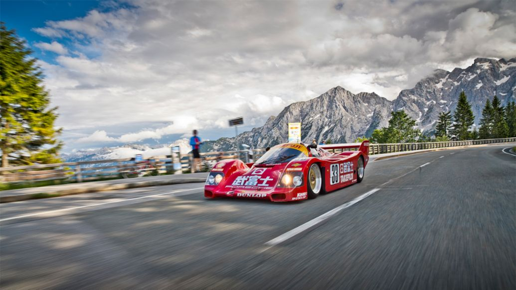 "962, ""Curves Southern Germany"", 2020, Porsche AG"