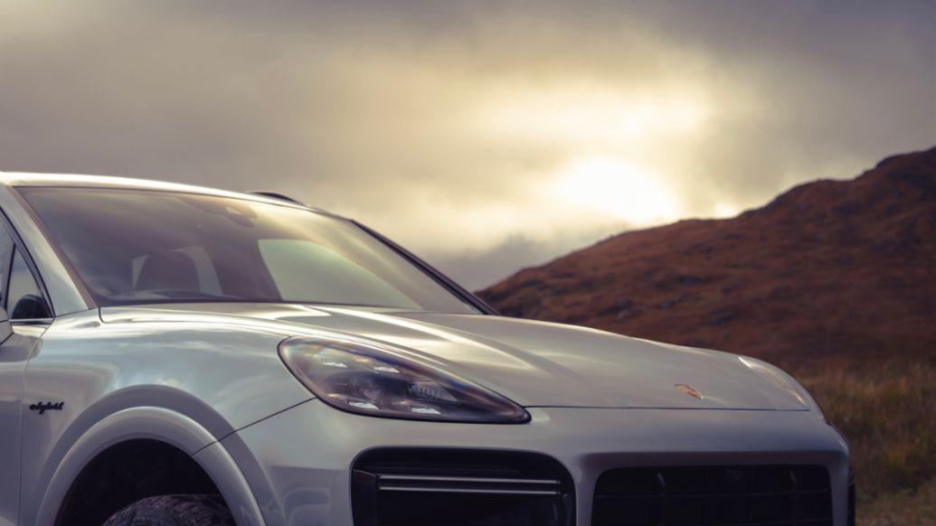 Cayenne Turbo S E-Hybrid, 2020, Porsche AG