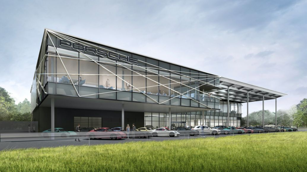 Ninth Porsche Experience Centre to be built in Japan - Image 2