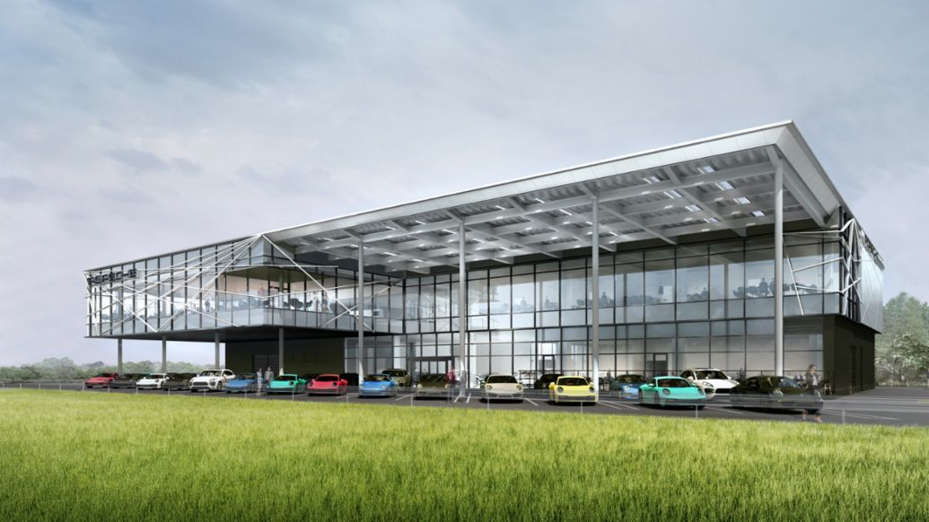 Ninth Porsche Experience Centre to be built in Japan - Image 1