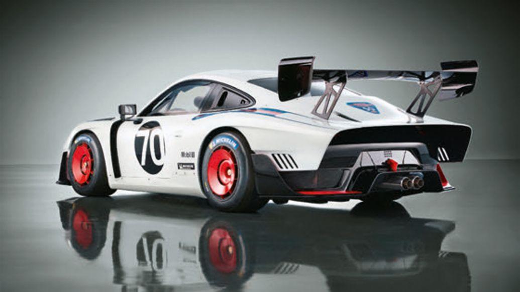 Porsche 935, 2020, Porsche AG