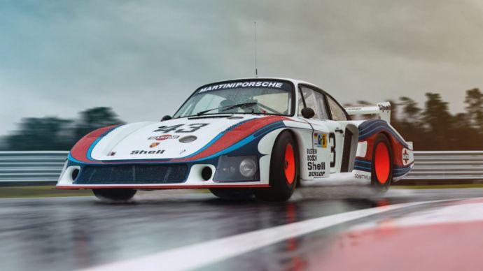 Porsche 935/78 Moby Dick, Porsche Experience Center, Hockenheim, 2020, Porsche AG