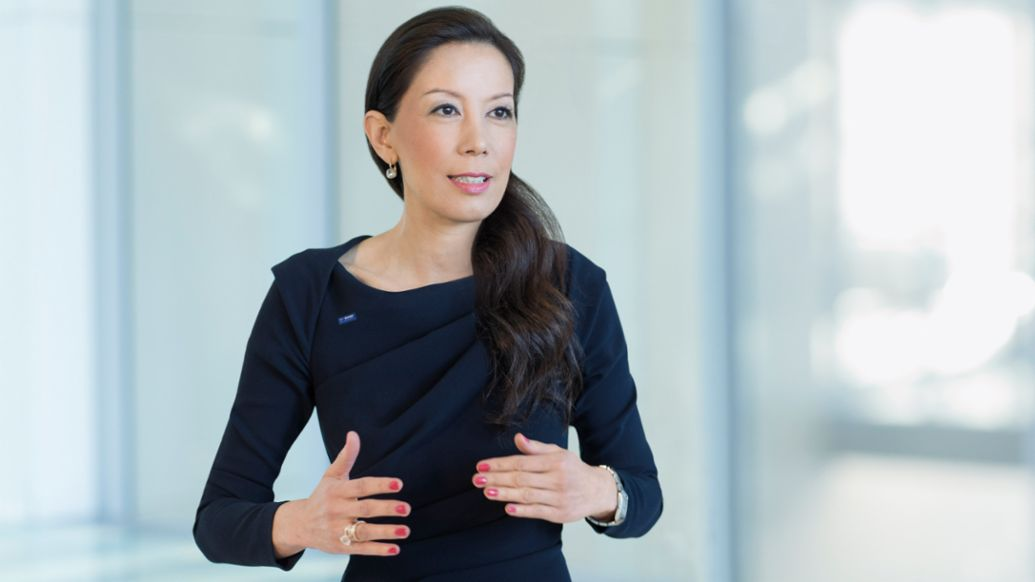 Saori Dubourg, Executive Board Member at BASF, 2020, BASF SE