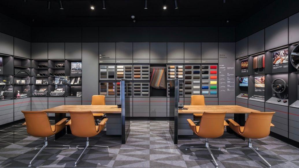 New Porsche Studio in Taiwan - Image 2