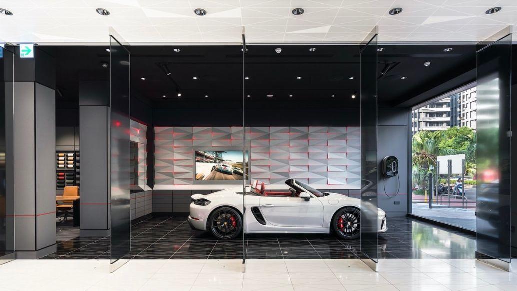 New Porsche Studio in Taiwan - Image 1