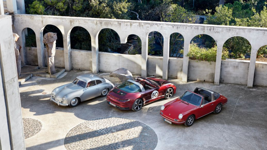 356, 911 Targa 4S Heritage Design Edition, 911 Targa, 2020, Porsche AG