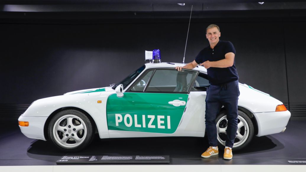 Sport connects: Timo Bernhard and Stefan Kuntz - Image 1