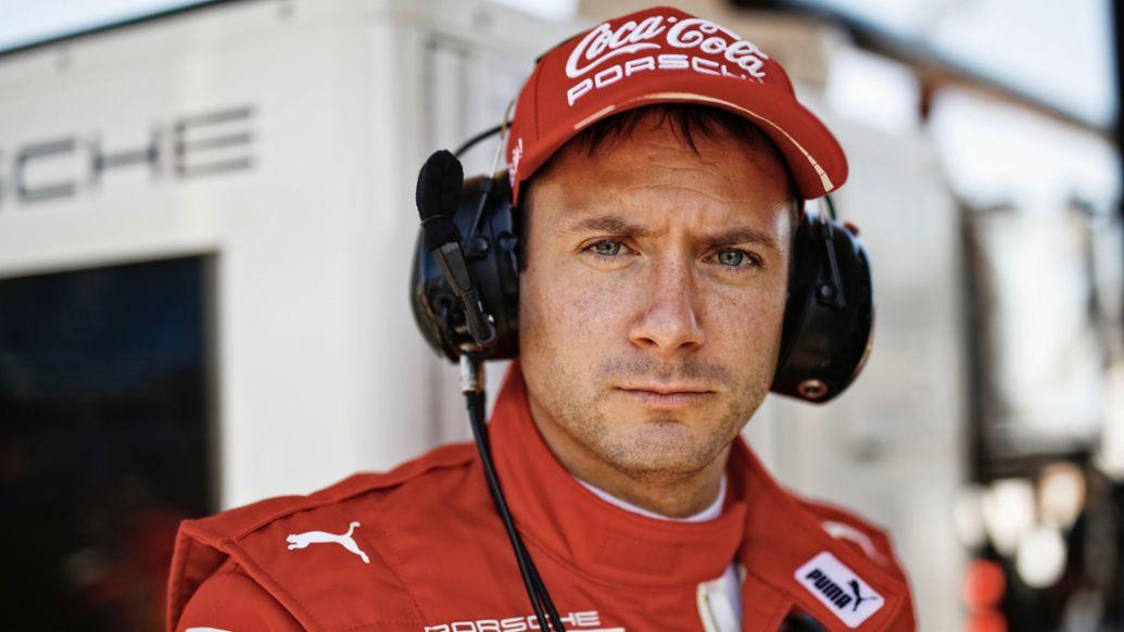Nick Tandy, Porsche works driver, 2019, Porsche AG