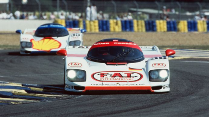 Porsche Type 962, 24 Hours of Le Mans, 1994, Porsche AG