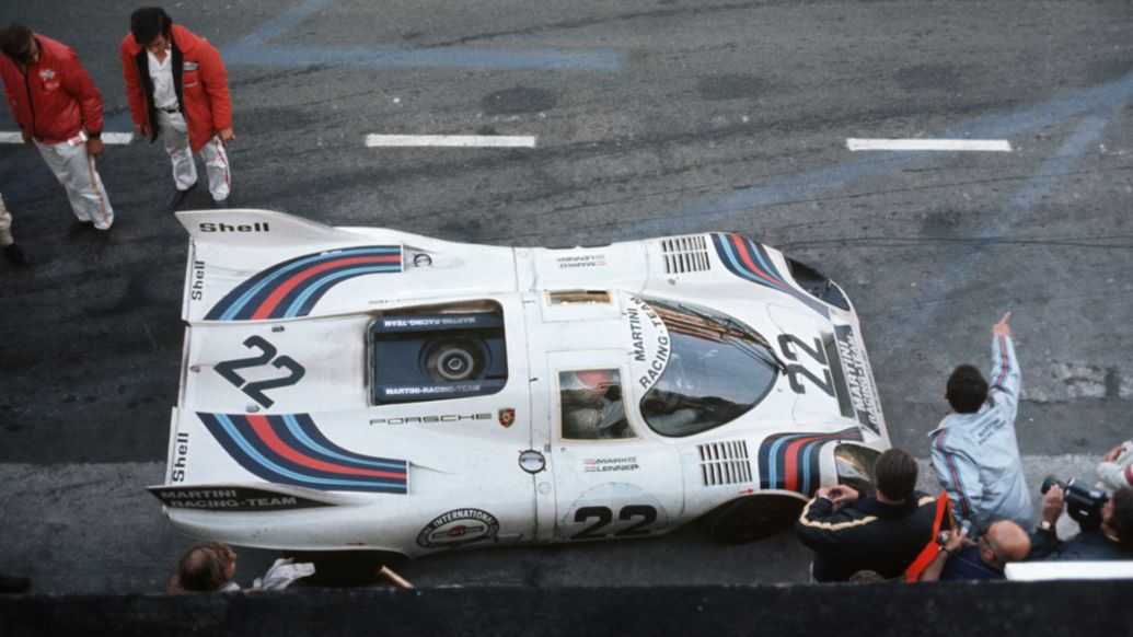 917 KH, 24 Hours of Le Mans, 1971, Porsche AG