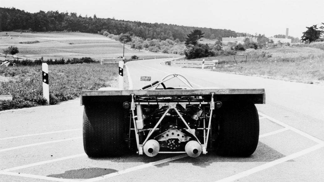 917/10 Spyder, 1971, Porsche AG