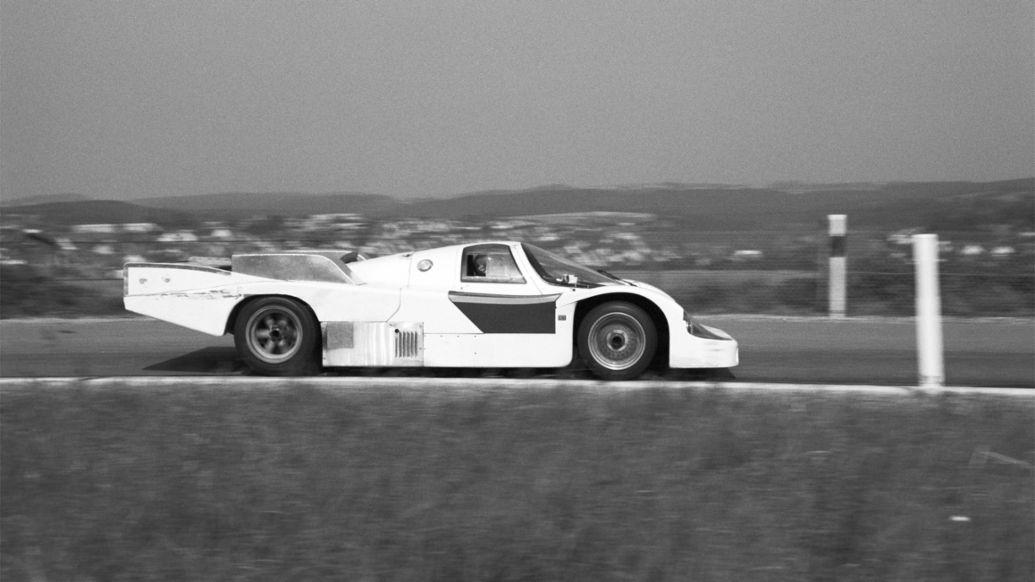 Roland Kussmaul, 956, 1983, Porsche AG