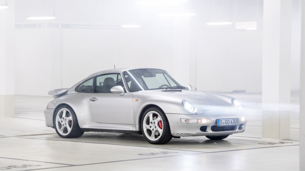911 Turbo, construction year 1995, 2020, Porsche AG