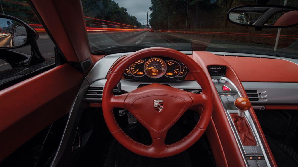 Porsche Carrera GT, Berlin, 2020, Porsche AG