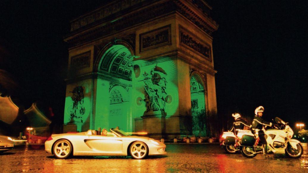 Porsche Carrera GT, Paris, 2000, Porsche AG