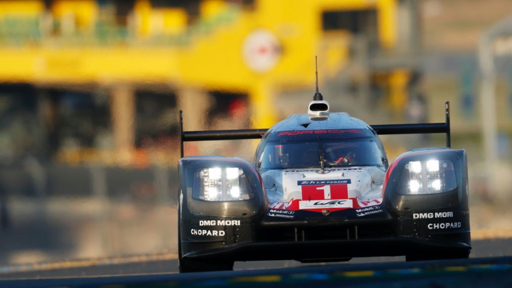 919 Hybrid, 24-hour race of Le Mans, 2017, Porsche AG
