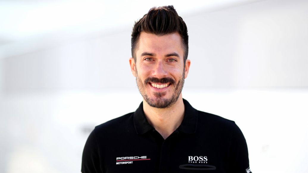 Oliver Schwab, Manager of the Porsche Mobil 1 Supercup, 2020, Porsche AG