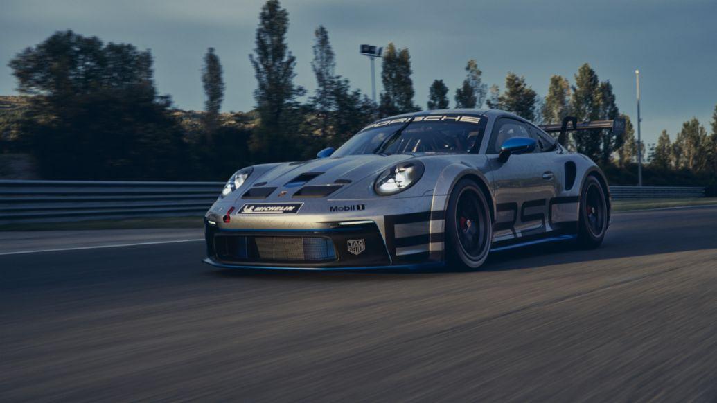New 911 GT3 Cup, 2020, Porsche AG