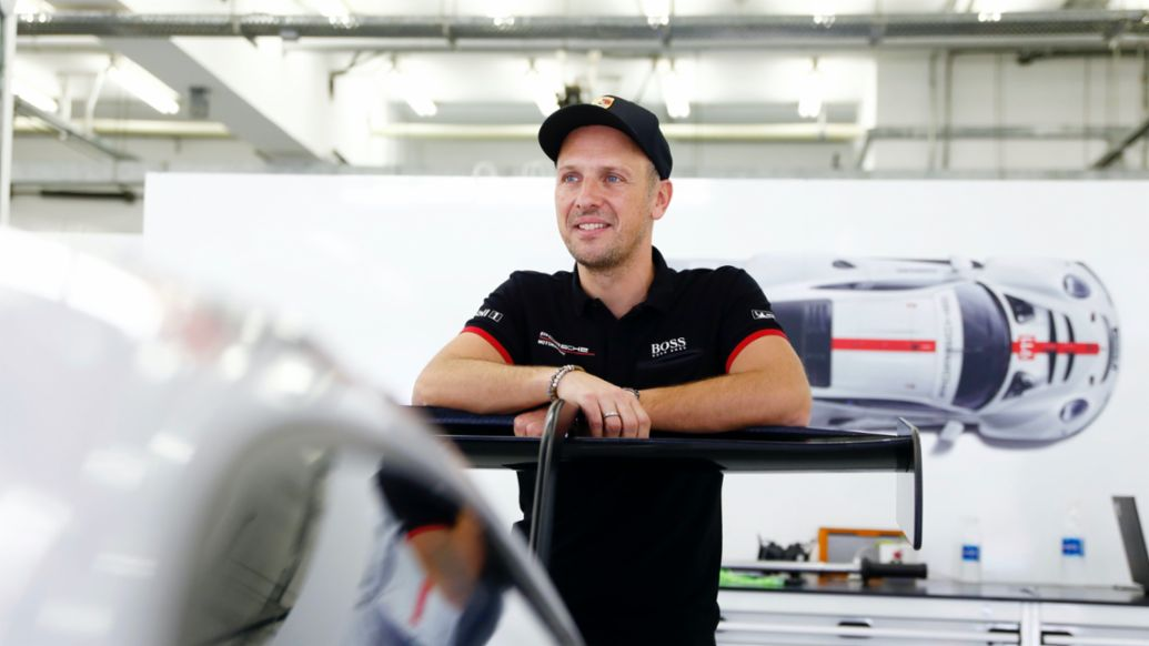 Alexander Stehlig, Head of Operations, 2020, Porsche AG