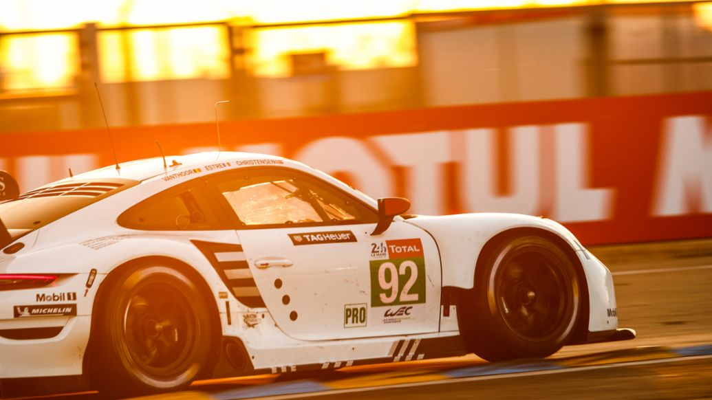 911 RSR (#92), 24 Hours of Le Mans, race, 2020, Porsche AG