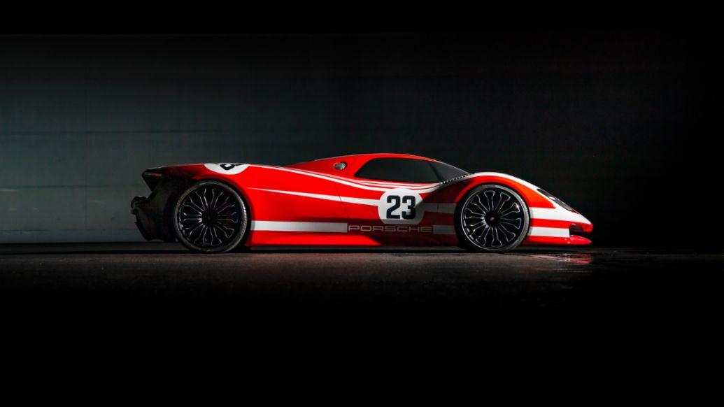 Porsche Unseen: Hypercars - Image 1