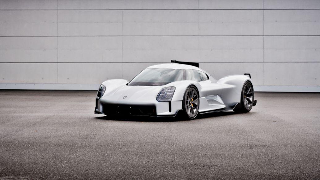 Porsche Unseen: Hypercars - Image 2