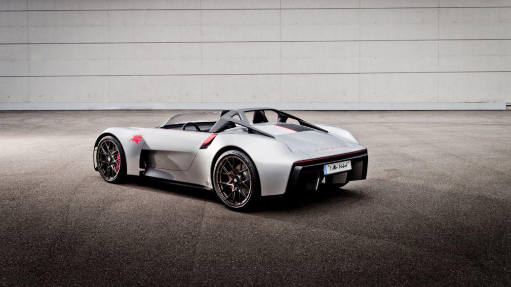 Porsche Vision Spyder (2019; 1:1 hard model), 2020, Porsche AG