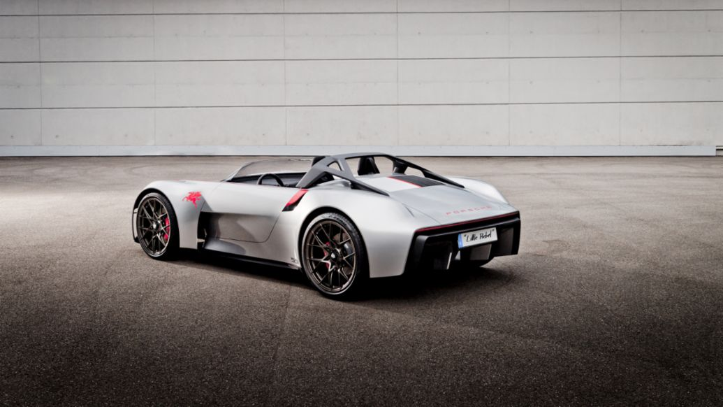 """Porsche Unseen"" provides a glimpse of unreleased concept cars - Image 2"