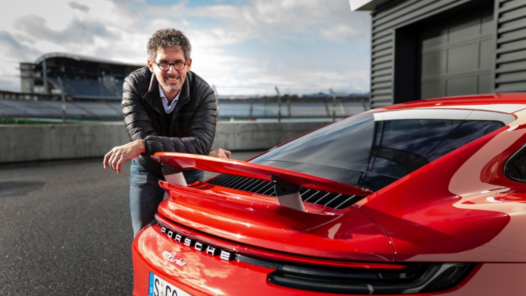 Dr. Frank-Steffen Walliser, Head of Series 911 / 718, 2020, Porsche AG