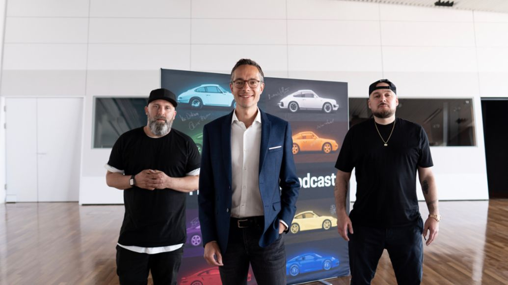 Two worlds, one drive: Porsche and the hip-hop phenomenon - Image 1
