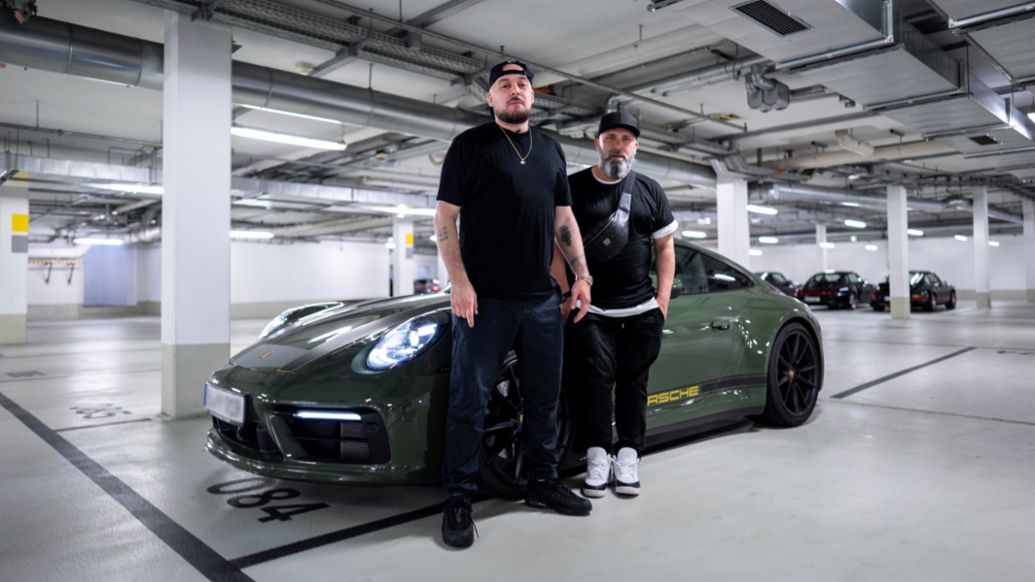 Two worlds, one drive: Porsche and the hip-hop phenomenon - Image 3